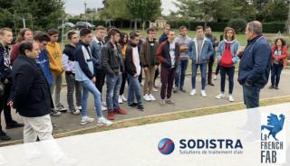 Sodistra rapproche l'industrie française des jeunes