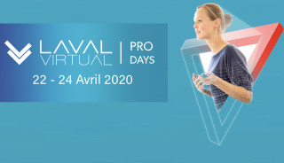 Virtual edition of the Laval Virtual trade show, Sodistra is there!