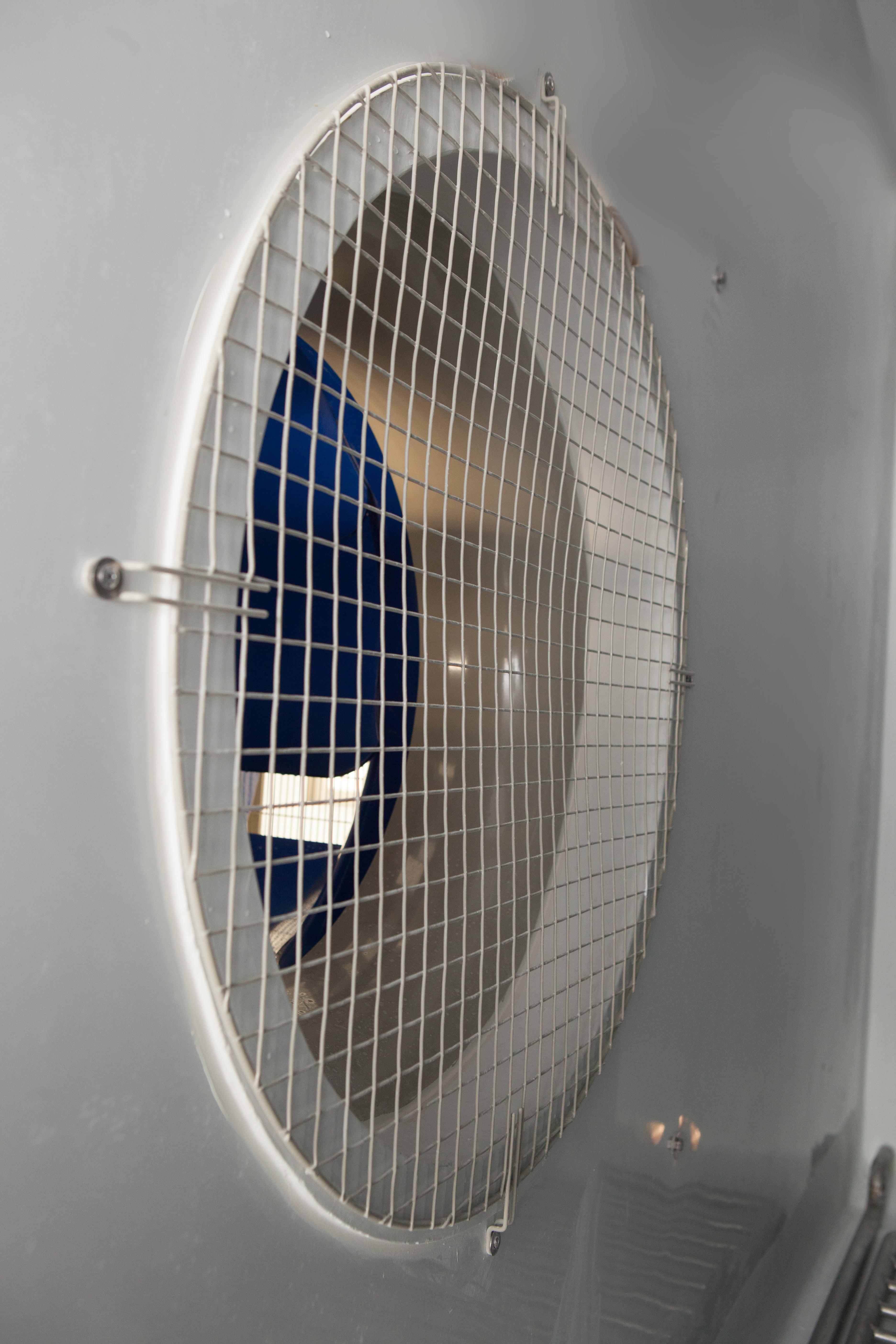 central de tratamiento de aire - ventiladores