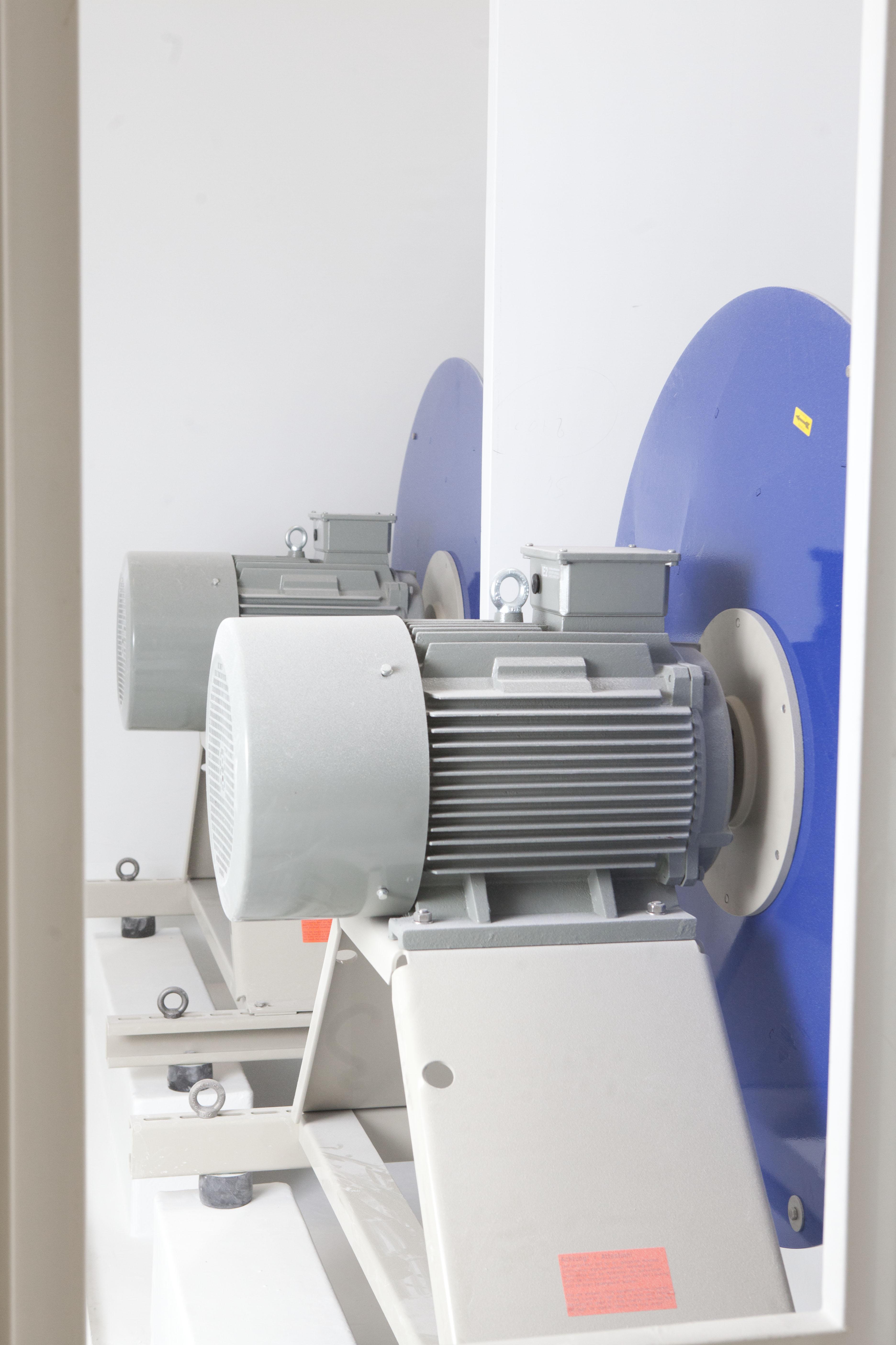 Centrale de traitement d'air - ventilateur